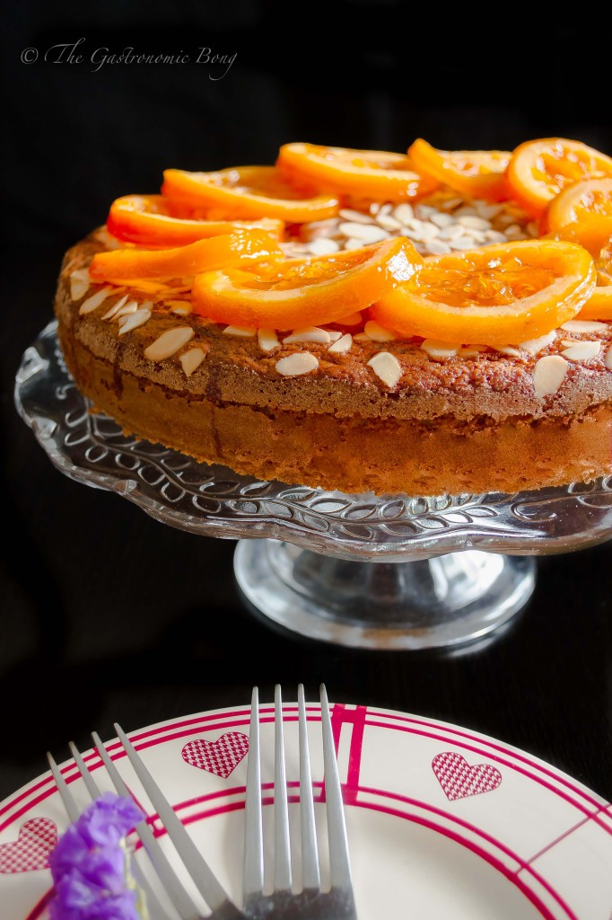 Orangealmondcake9