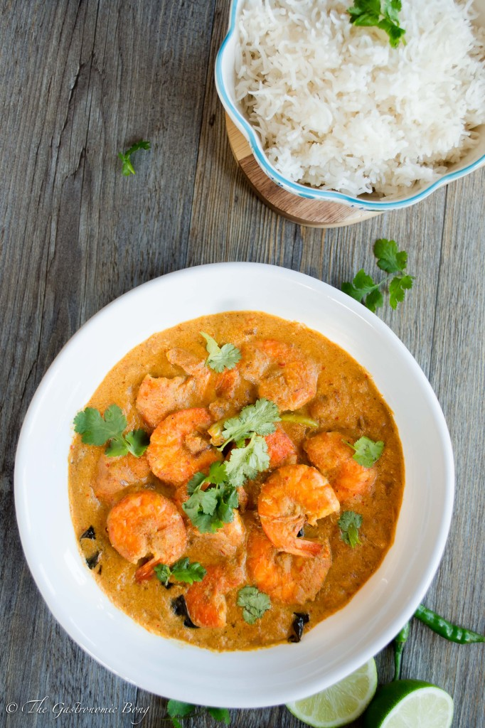 Goan Prawns Curry